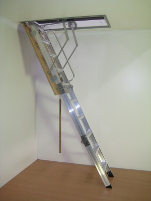Loft Ladders Amp Roof Access Stairs For Domestic Applications
