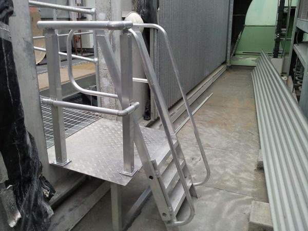 Fixed Access Ladders