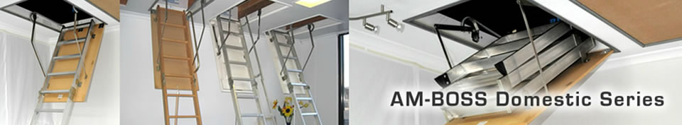 Attic Ladders Roof Access Stairs Fall Arrest Systems More